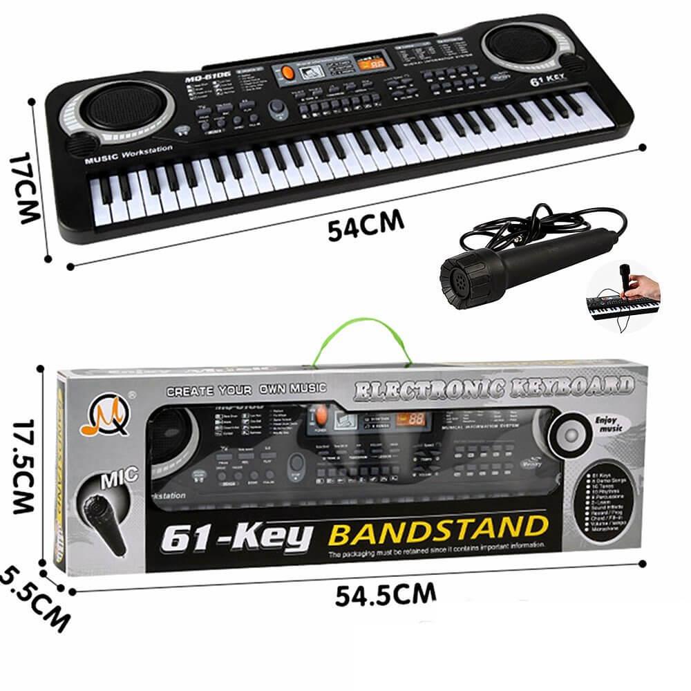 Hamzer 61-Key Perfect Keyboard