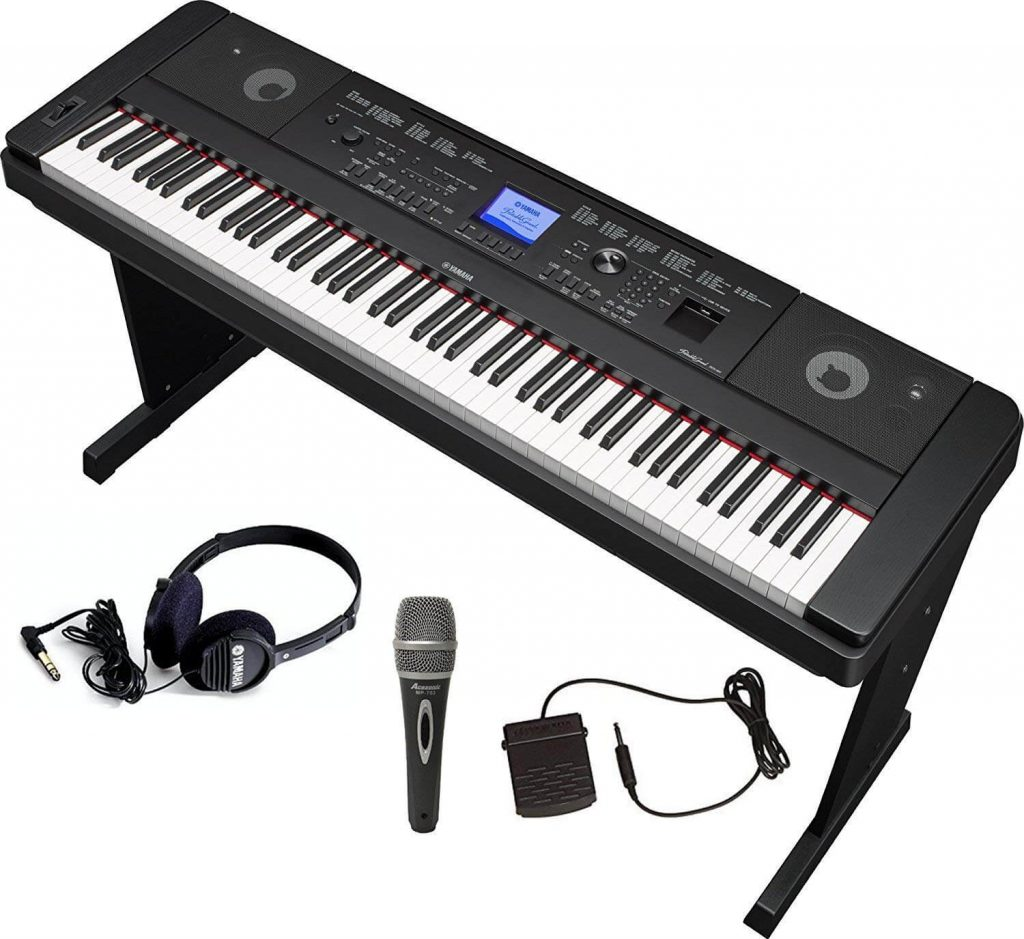 Yamaha DGX660 Best Digital Piano