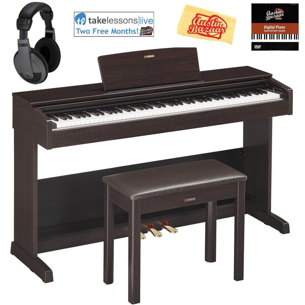 Yamaha YDP-143R Arius Console Digital Piano