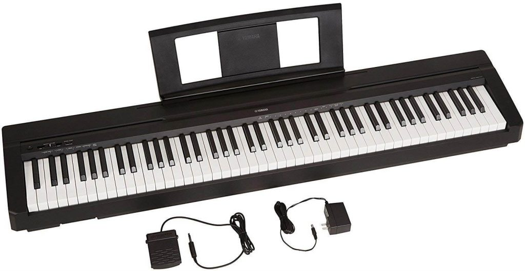 Yamaha P71 Best Digital Piano Under 500