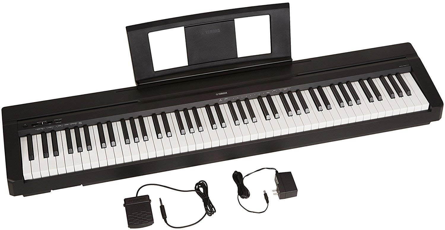 10 Great Choices for the Best Yamaha Digital Piano: Reviews