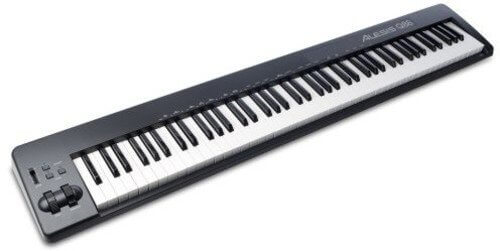 Alesis Q88 digital piano weighted keyboard