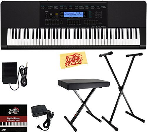 Casio WK-245 Digital Keyboard