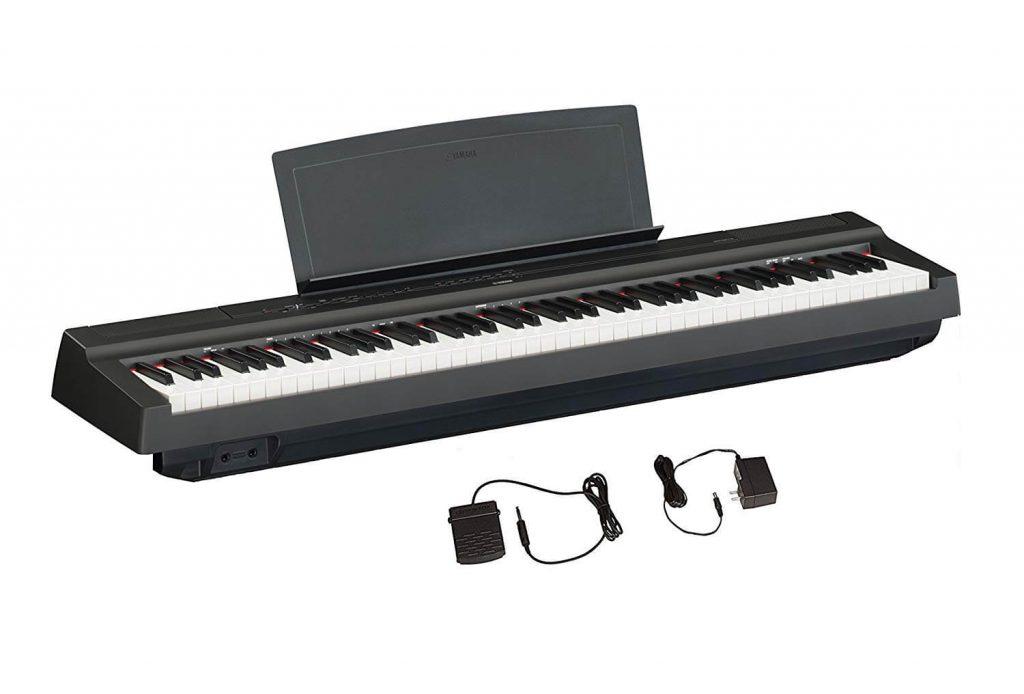 Yamaha P125 88-Key Weighted Action Digital Piano