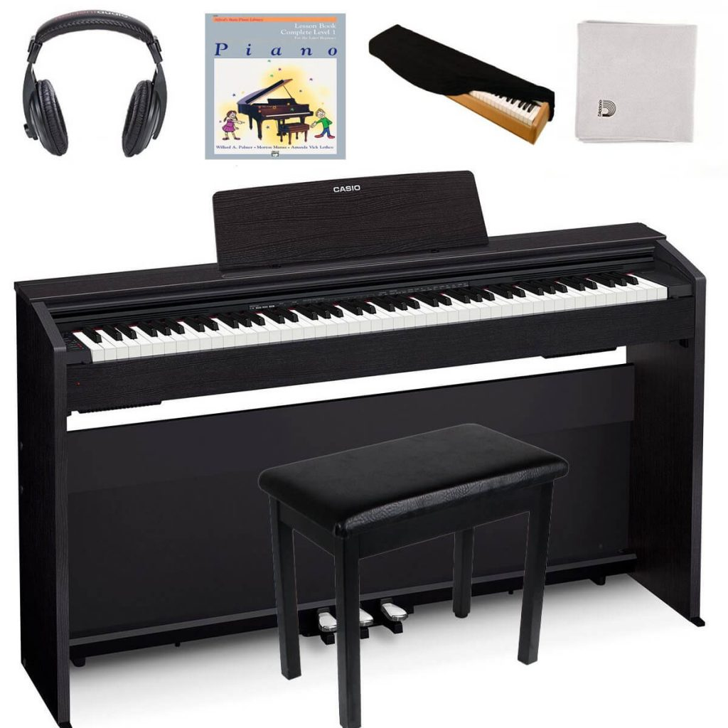 Casio PX-870 The Best Upright Digital Piano Deal