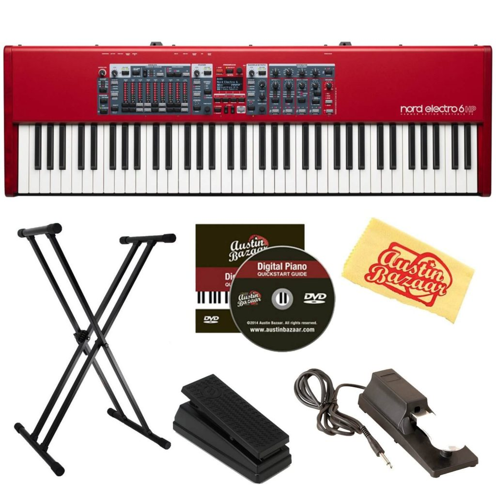 Nord Electro 6 HP Best Digital Piano