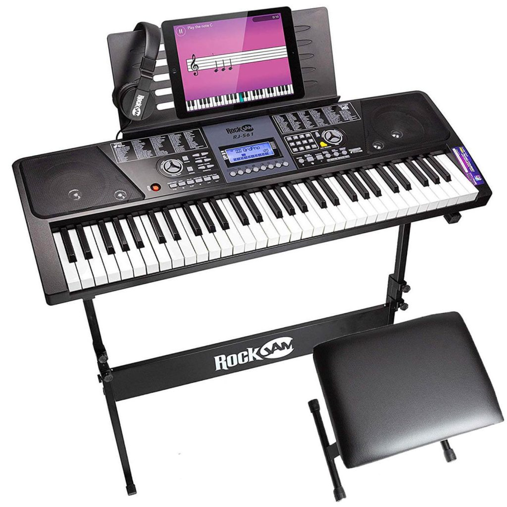 Best Piano Keyboard for Beginners in 2019 | 10 Options
