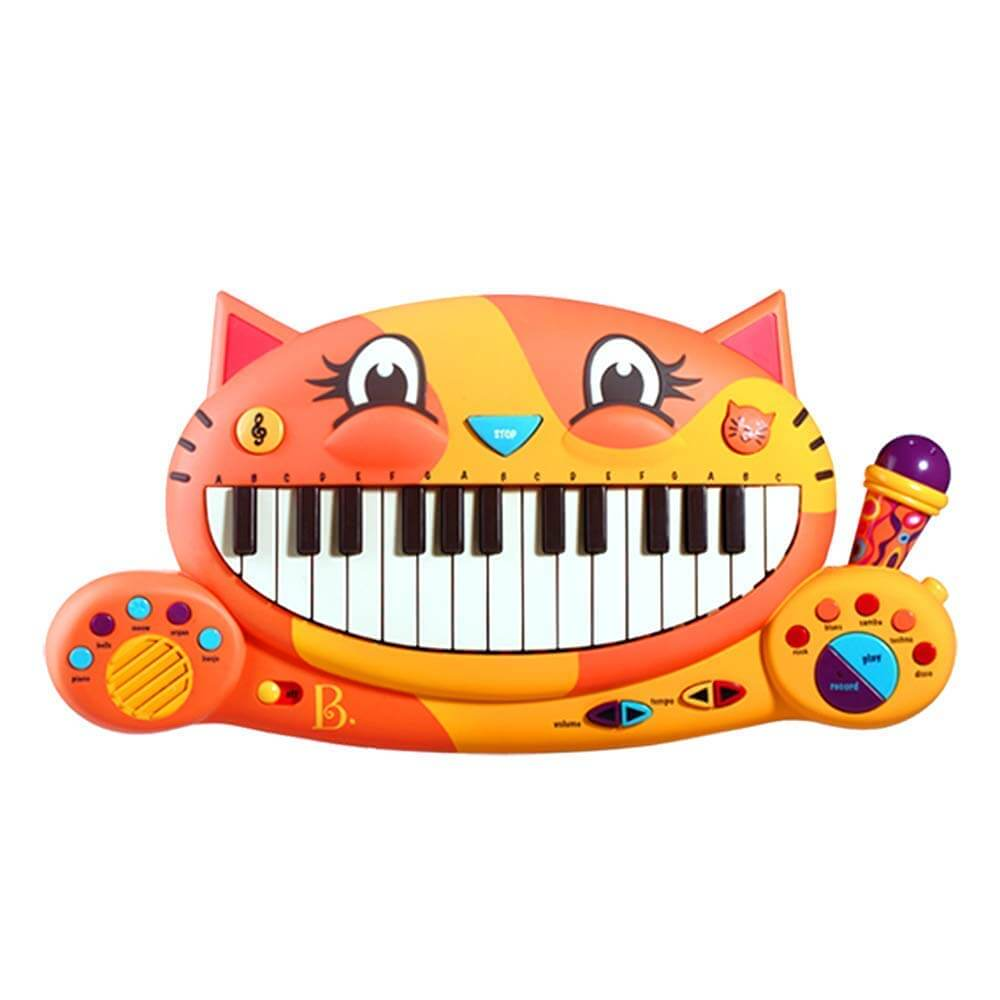 Battat Meowsic Keyboard best for kids