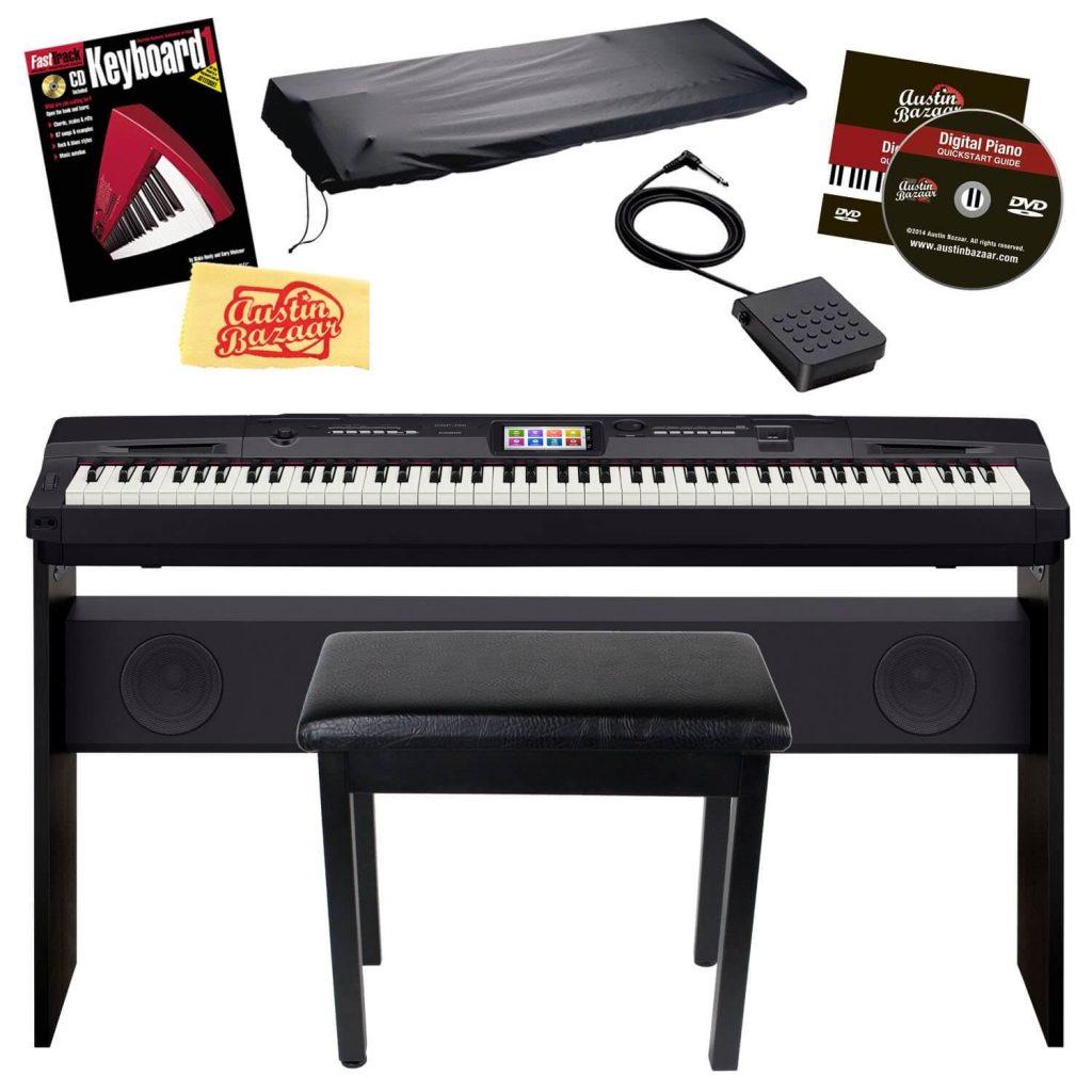 Casio CGP-700BK Best Digital Grand Piano