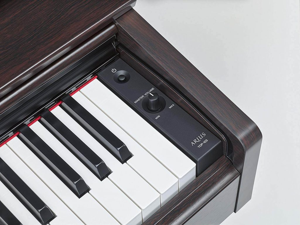 Yamaha YDP103R Arius Digital Piano
