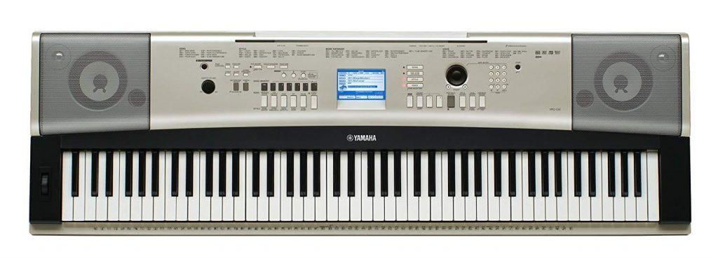 Yamaha YPG-535 digital piano