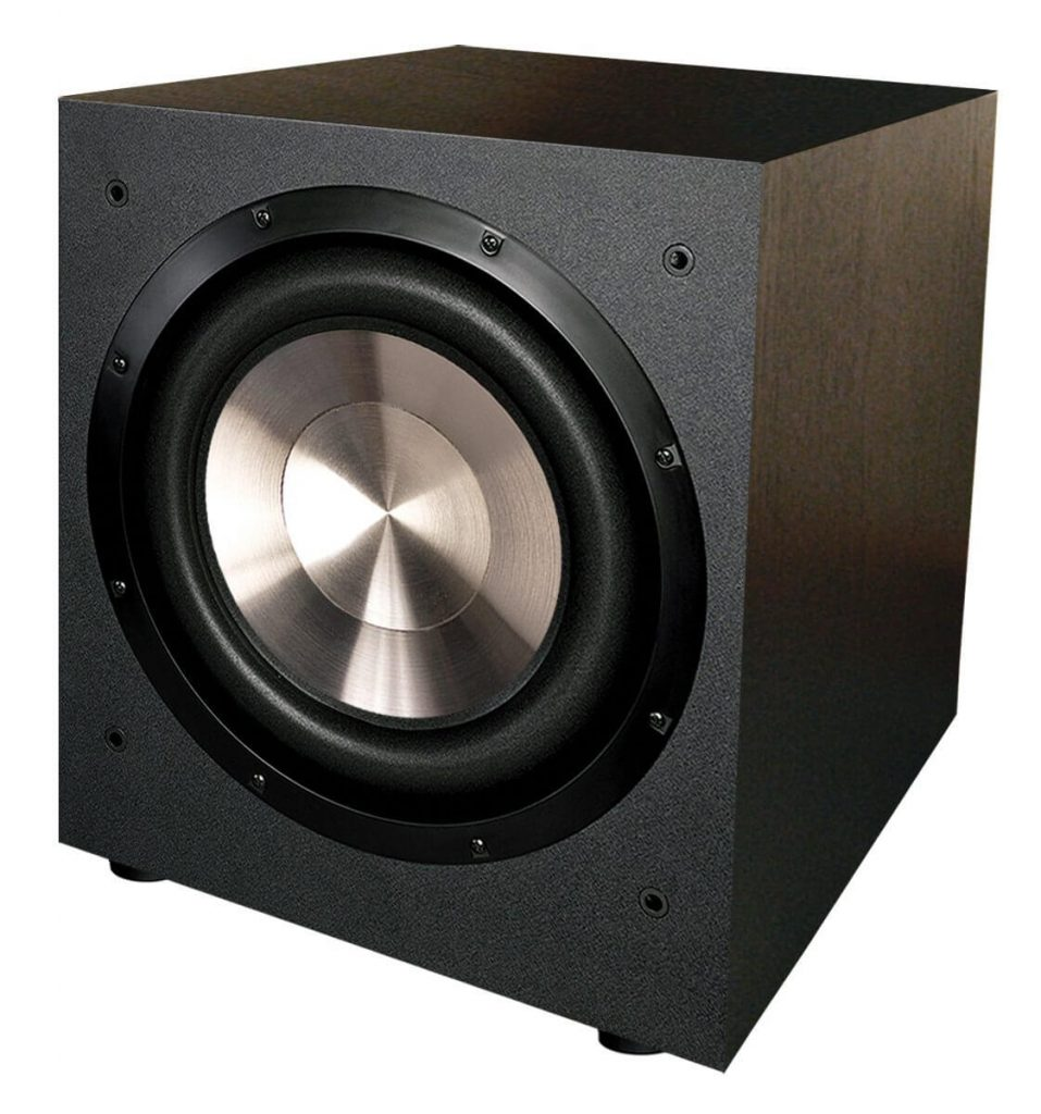 BIC America F12 Powered Subwoofer