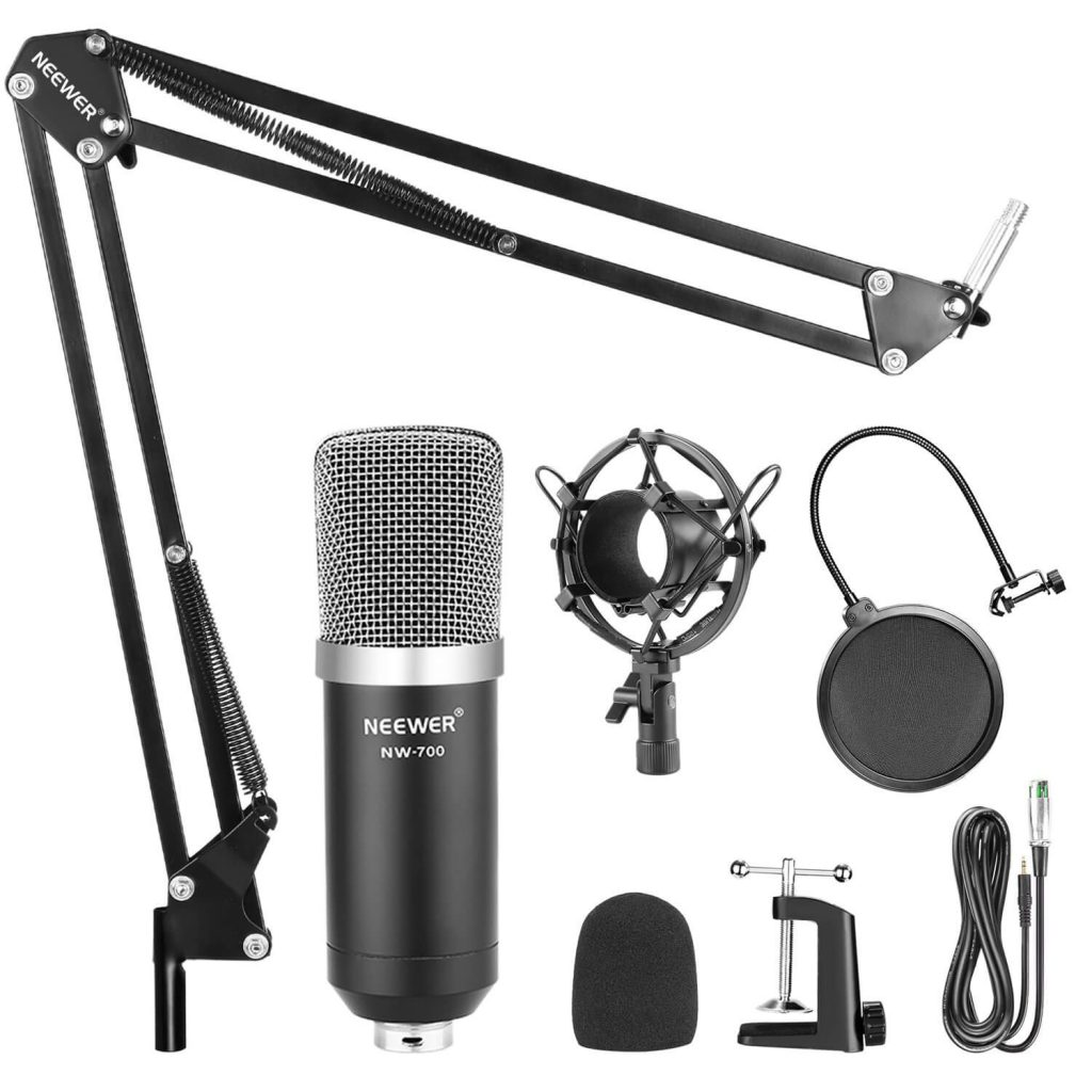 Neewer NW-700 Condenser Microphone