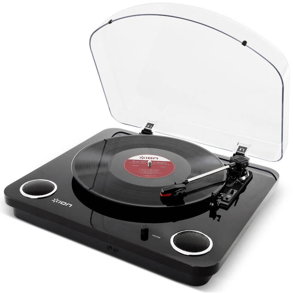 Ion Audio MAX LP Turntable
