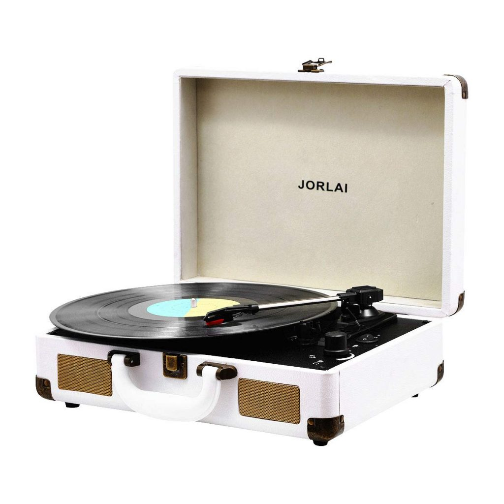 JORLAI Record Player