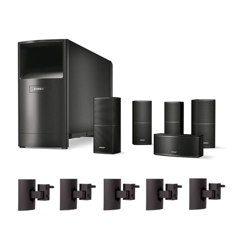 Bose Acoustimass 10 Series V Home Theater Speaker System