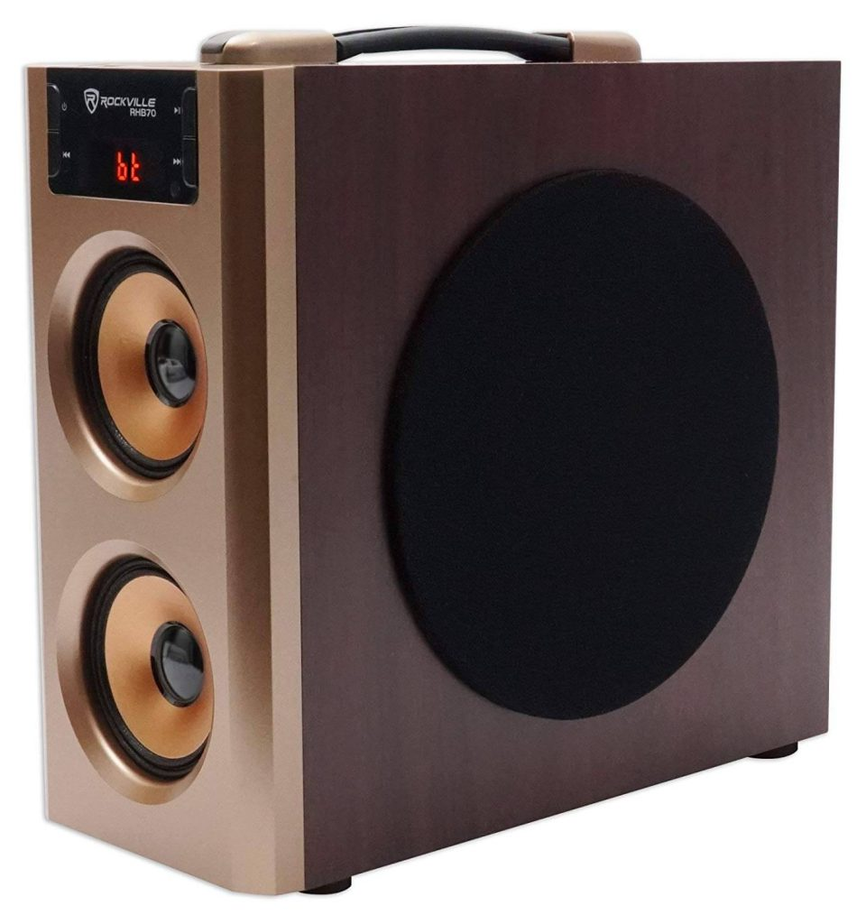 Rockville RHB70 Powered Speaker System