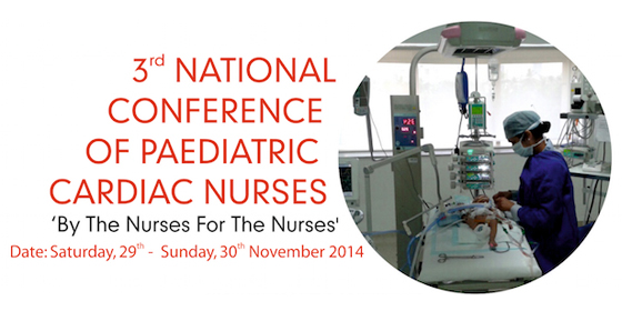 3rd National Conference of Paediatric Cardiac Nurses