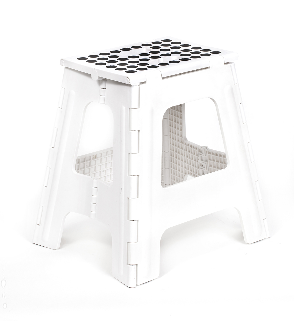 Kikkerland Rhino Step Stool White