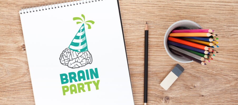 Pure Vision Brain Party