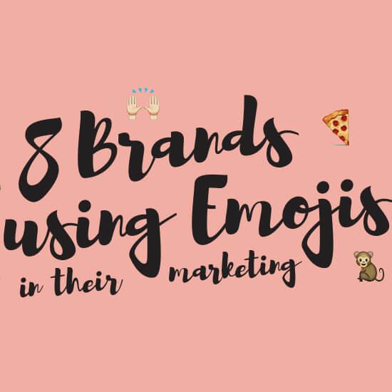 Emoji ❤️ Part 2: Emojis in Marketing