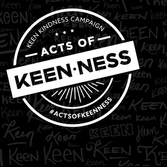 Why Act in KEENness? Matt Aubin's Vision of Kindness