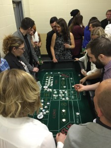 KEEN for Christmas holiday gambling craps