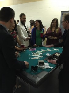 KEEN for Christmas holiday gambling blackjack