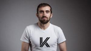 KEEN Rebrand Kris Tshirt