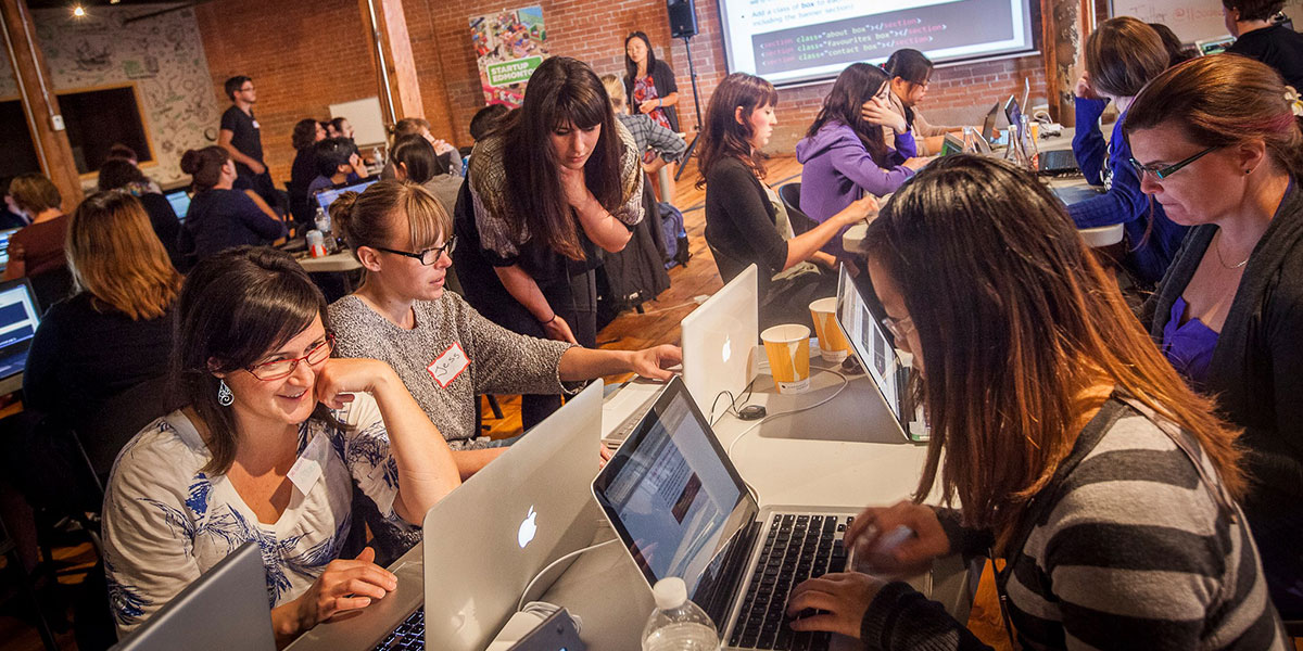 10 Best Creative Workshops in Edmonton | Ladies Learning Code