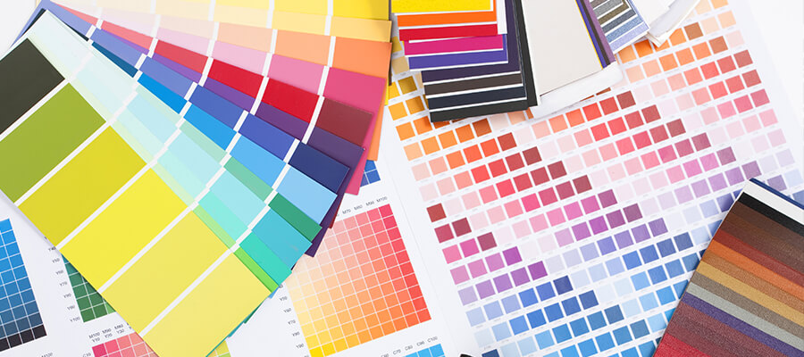 choosing colour - 5 Colour Considerations