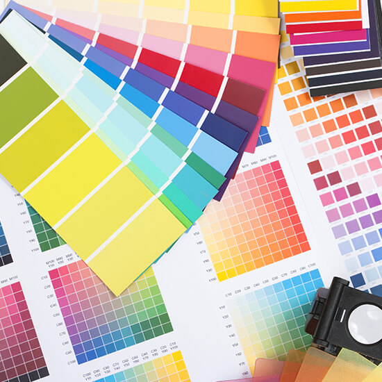 Choosing Colours: 5 Colour Considerations