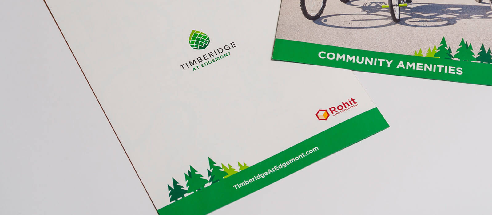 Timberidge at Edgemont marketing