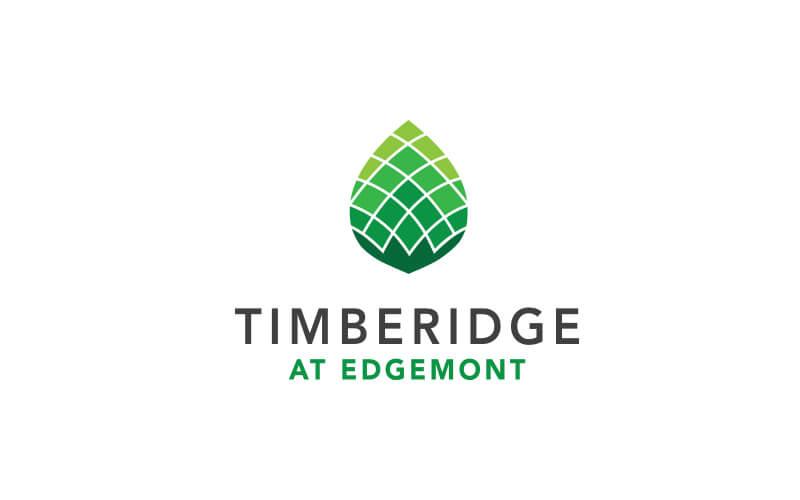 Timberidge at edgemont logo