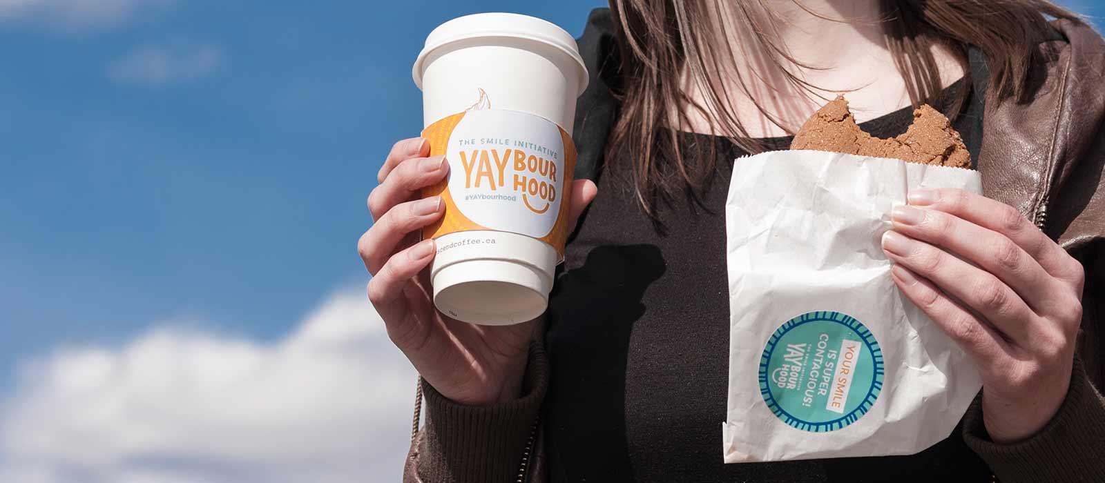 YAYbourhood Coffee and Cookies