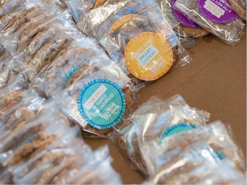 YAYbourhood free cookies