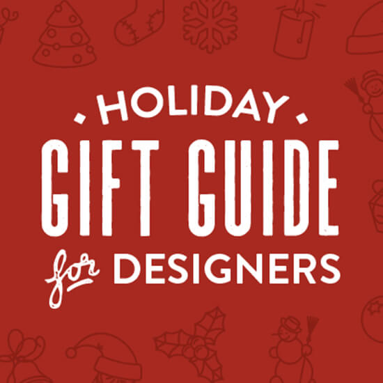 Christmas Keener: Holiday Gift Guide for Designers
