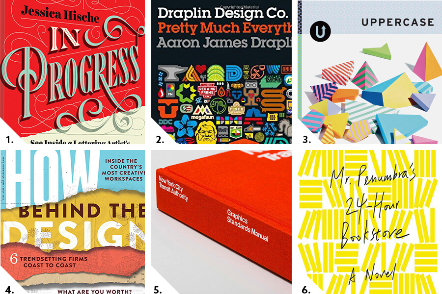 book gifts for designers