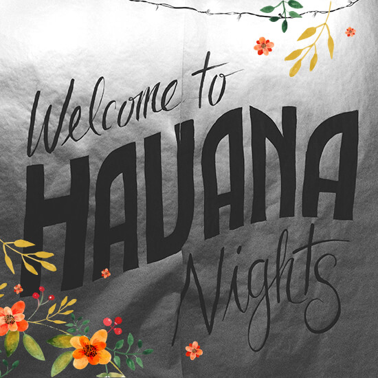 Havana Nights: KEEN Christmas Party 2016