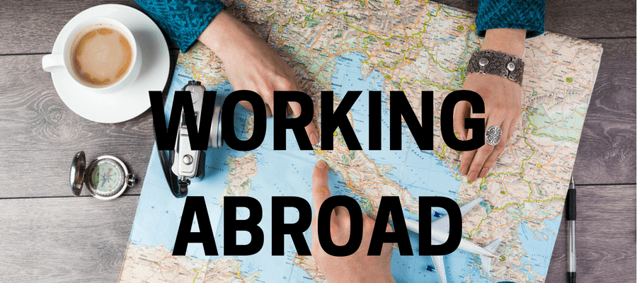 WORKING ABROAD FEATURE