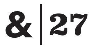 Ampersand 27 logo creation and design rationale
