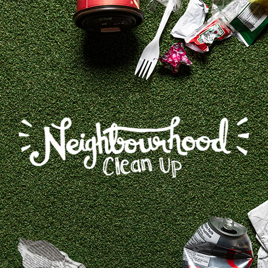 KEEN 15 Neighbourhood Clean Up