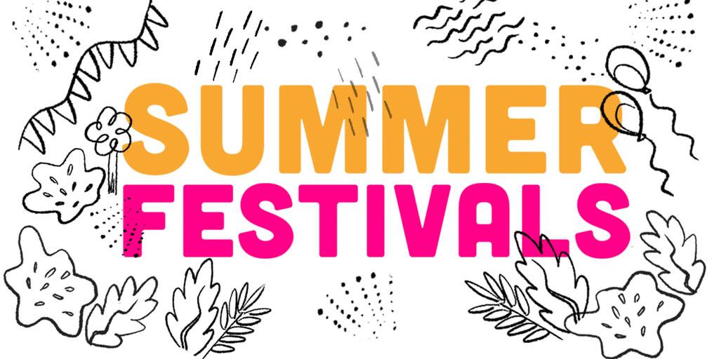 Edmonton summer festivals