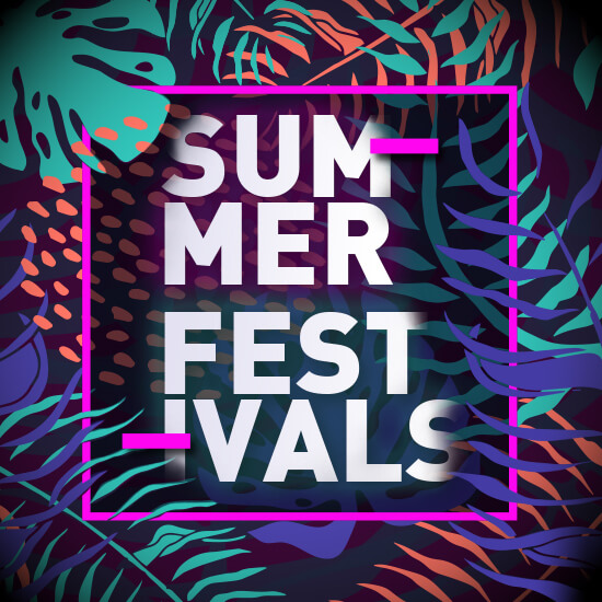 Edmonton Summer Festivals 2019 Edition