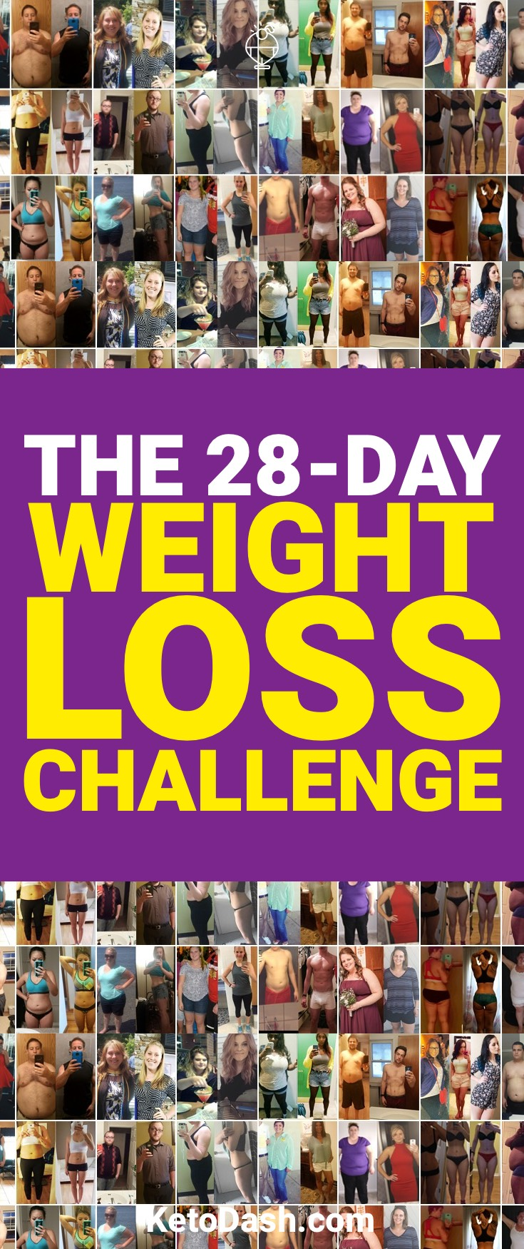 Lose weight quick. With the Keto Dash System you can lose 10 - 21 lbs in 28 days.