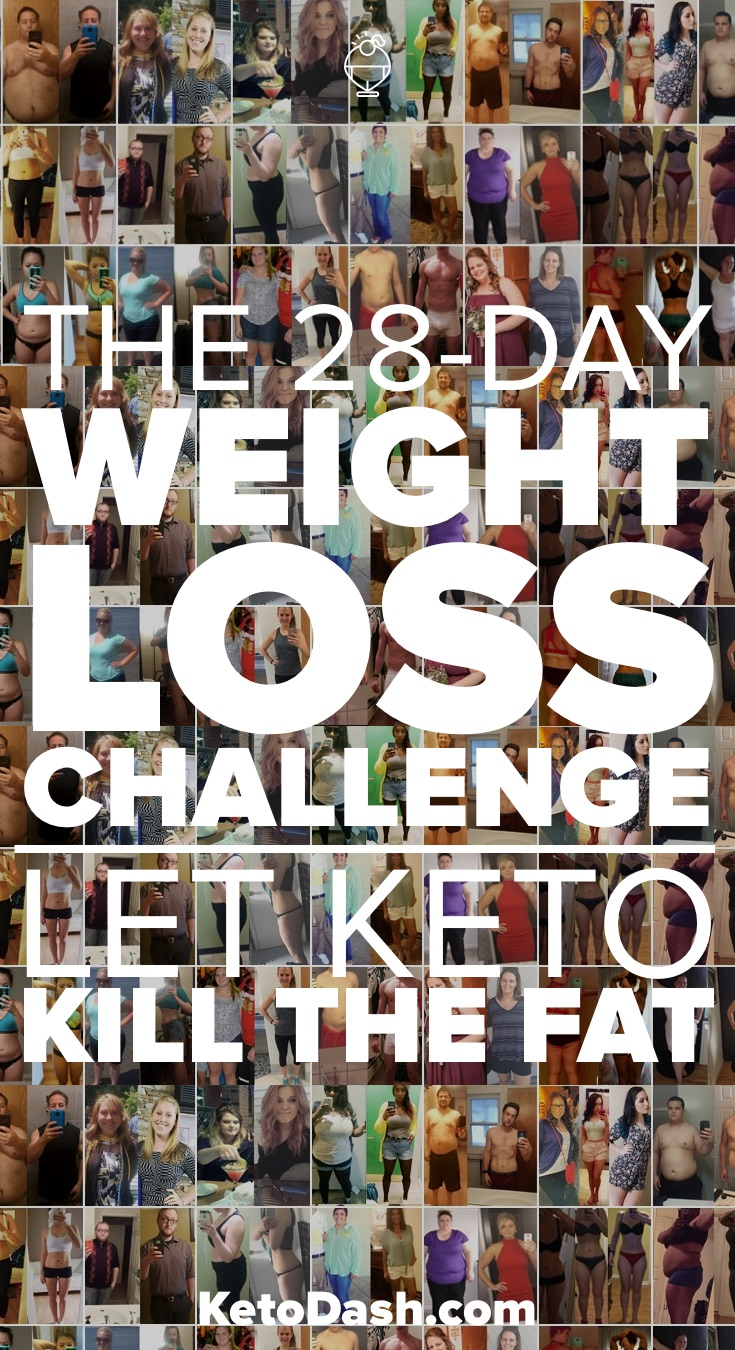 The 28-Day Weight Loss Challenge
