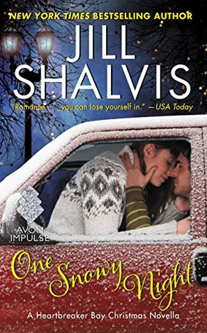 In Review: One Snowy Night (Heartbreaker Bay #2.5) by Jill Shalvis