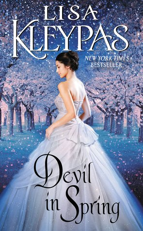 Devil in Spring (The Ravenels #3) by Lisa Kleypas