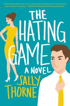 Re-Read Review: The Hating Game by Sally Thorne