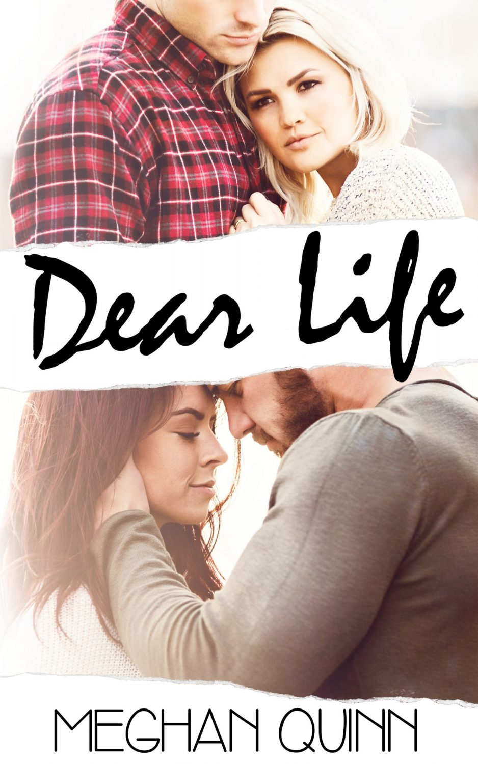 Blog Tour, Review & Teasers: Dear Life by Meghan Quinn